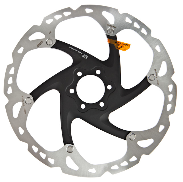 Shimano RT86 Disc Brake Rotor (203mm)