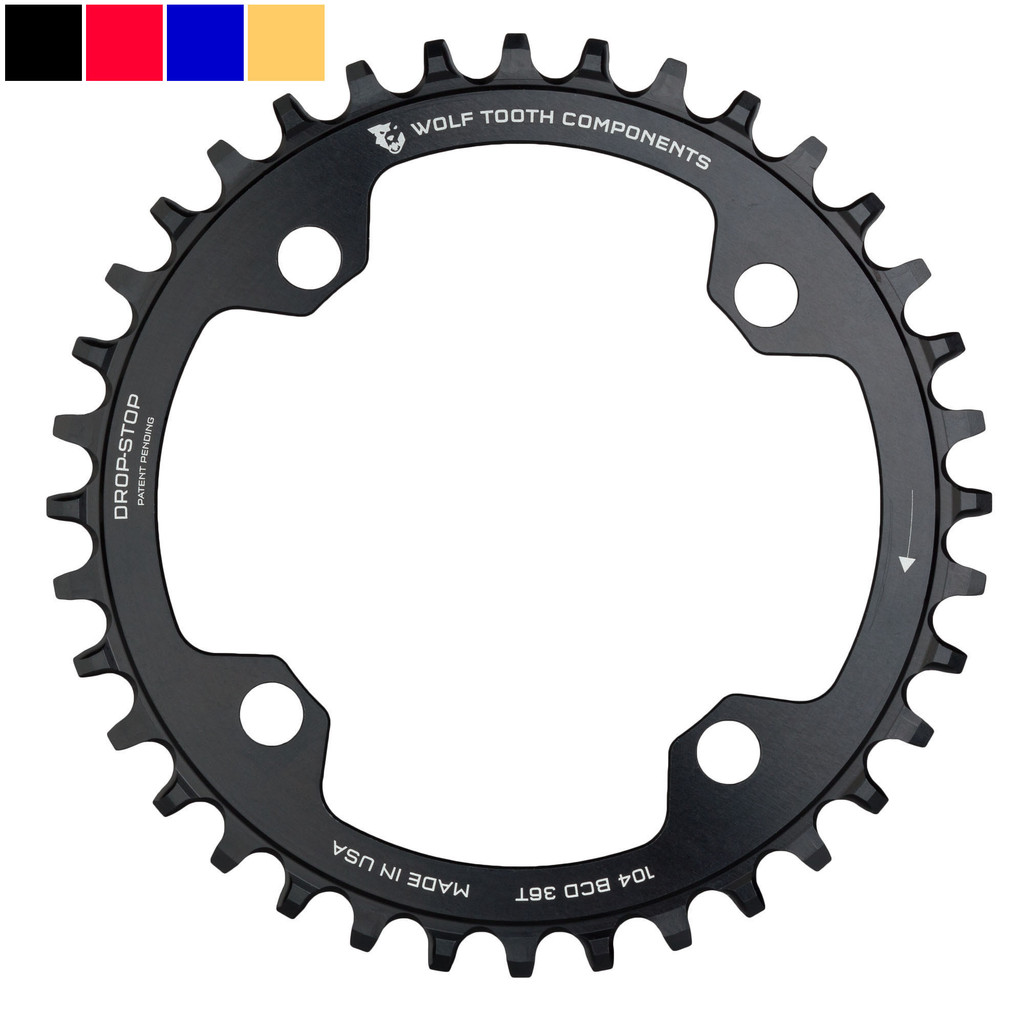 Wolf Tooth Narrow Wide Chainring 104 BCD