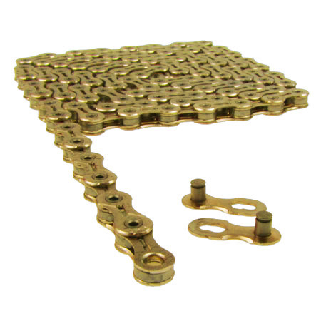 KMC 11 Speed Chain (Gold