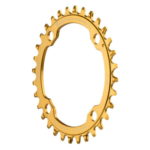 Wolf Tooth Narrow Wide Chainring 104 BCD Gold