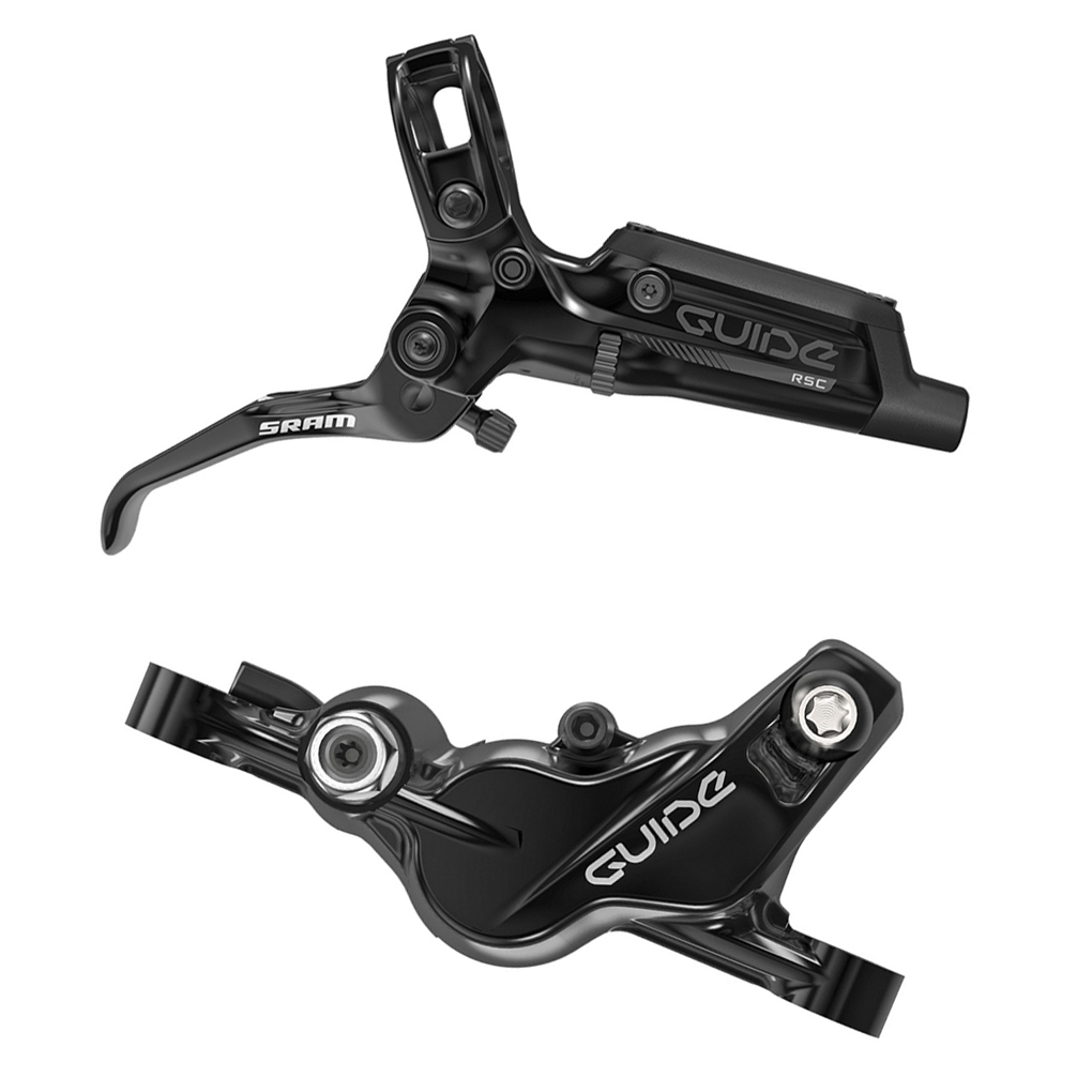 SRAM Guide RSC Brakes : Rear - 1650mm Hose - Black