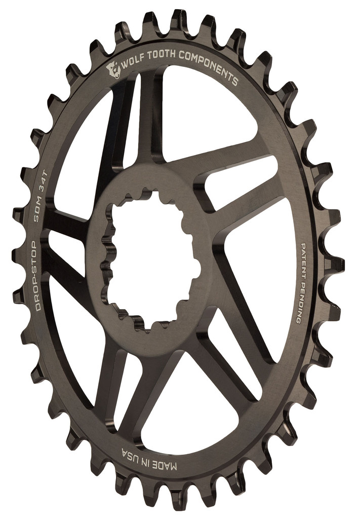 Wolf Tooth 5-Spoke Direct Mount for SRAM GXP Cranks