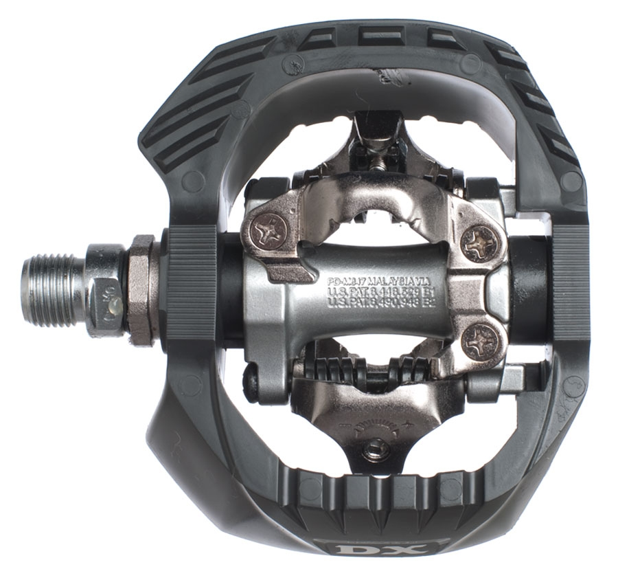 Shimano DX PD-M647 Clipless Pedals