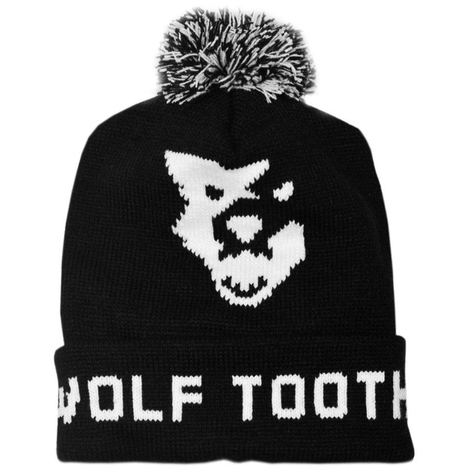 Wolf Tooth Pom Pom Beanie