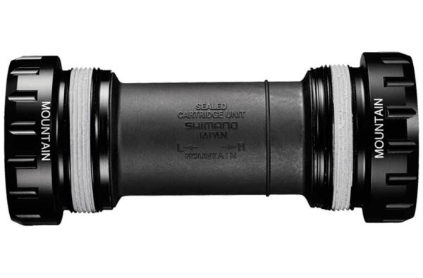 XT M8000 Threaded 68/73mm Bottom Bracket