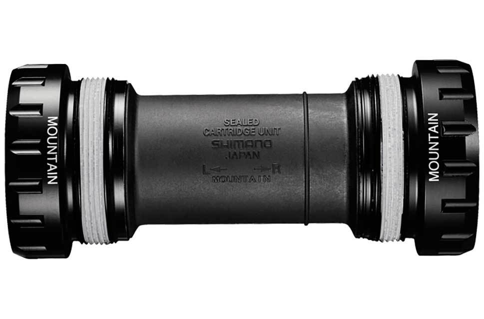 Shimano XT MT800 Bottom Bracket (Threaded 68/73mm)