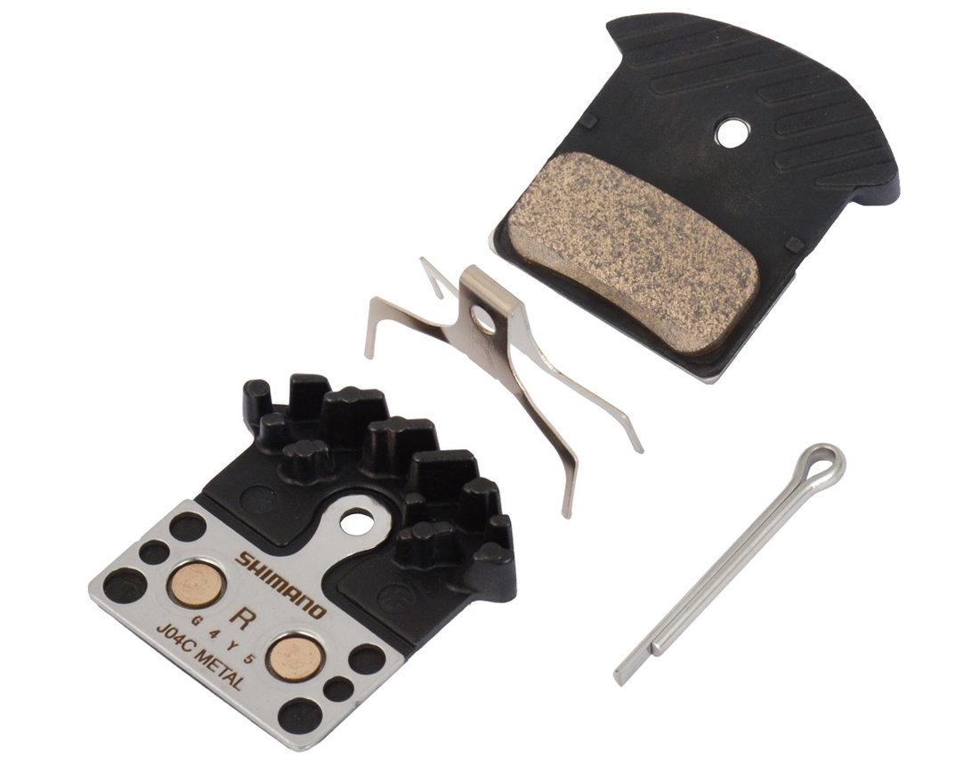 Shimano J04A Metal Pads (XT/XTR)