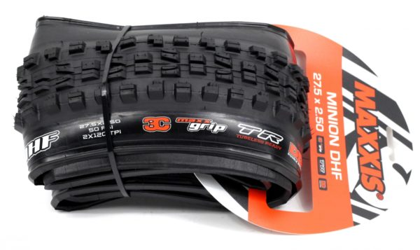 Maxxis DHF 27.5 3C DoubleDown Tire