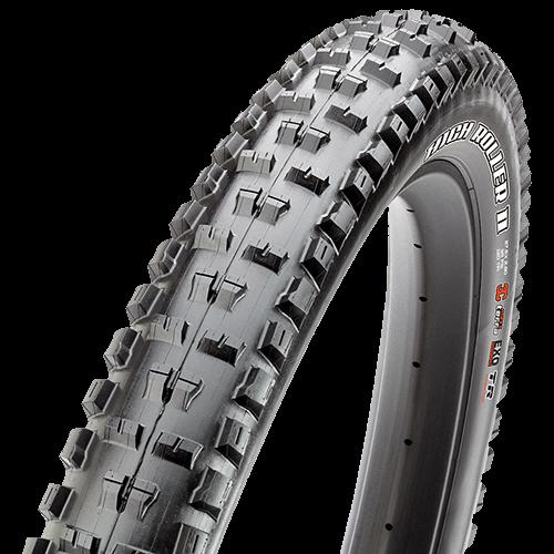 Maxxis High Roller II+ 27.5 x 2.8 TR EXO 3C MaxxTerra Tire
