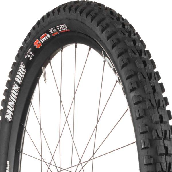 "Maxxis Minion DHF 27.5 x 2.6"" WT 3C MaxxTerra EXO TR Tire"