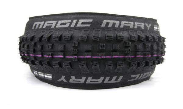 "Schwalbe Magic Mary Evo ADDIX UltraSoft 27.5 x 2.35"" SnakeSkin SuperGravity Tire"
