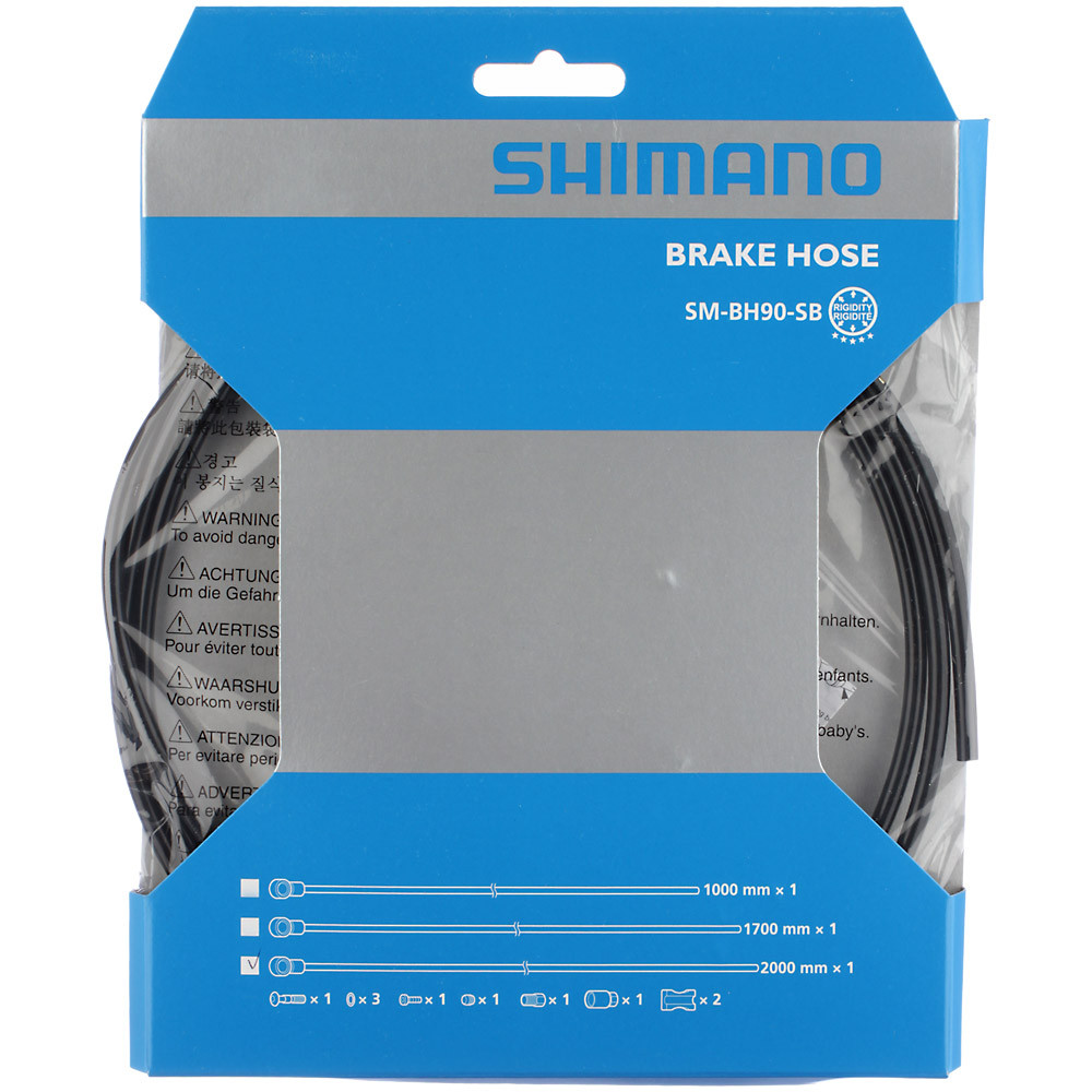 Shimano SM-BH90-SBLS 2000mm Brake Hose for XTR/XT/SLX