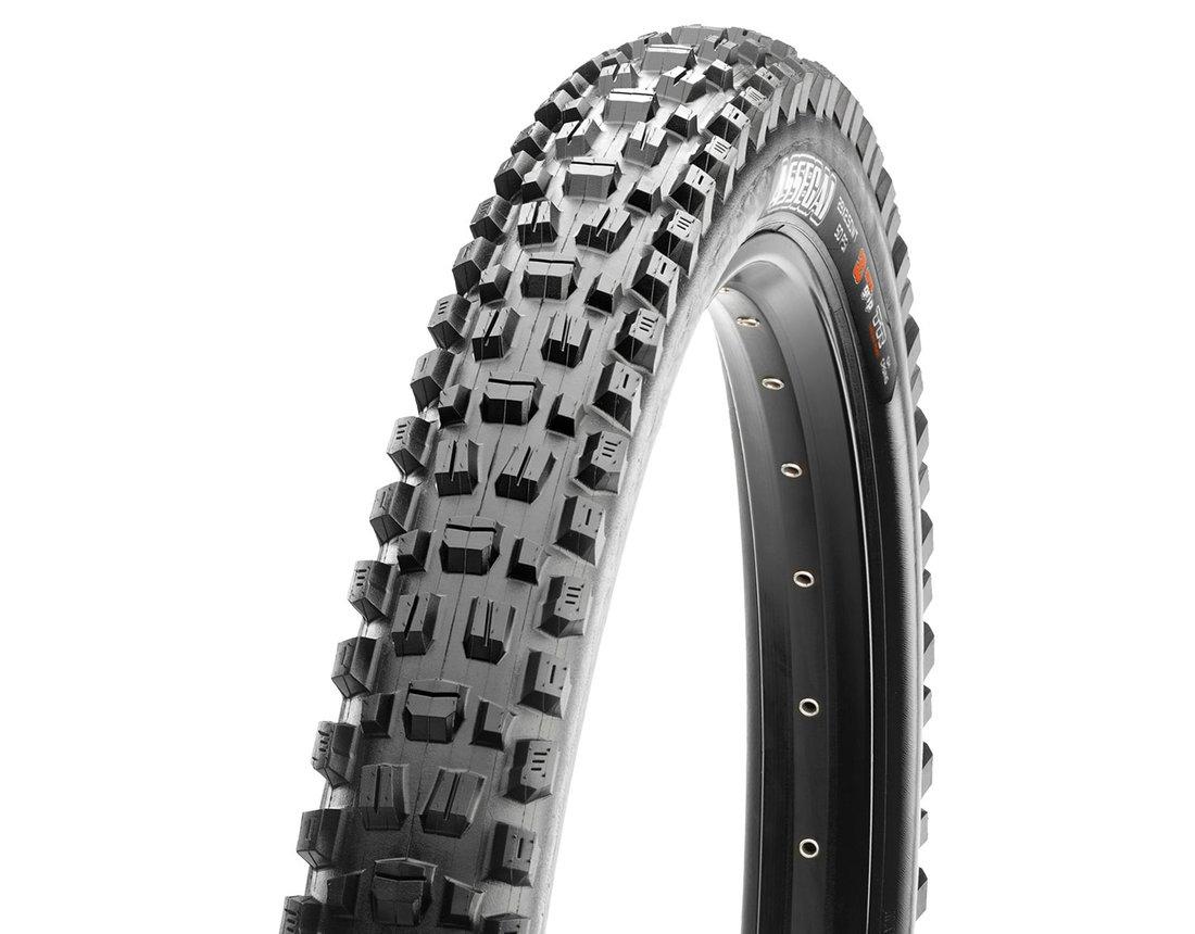 "Maxxis Assegai 29 x 2.50"" 3C MaxxGrip TR Tire (DH casing)"