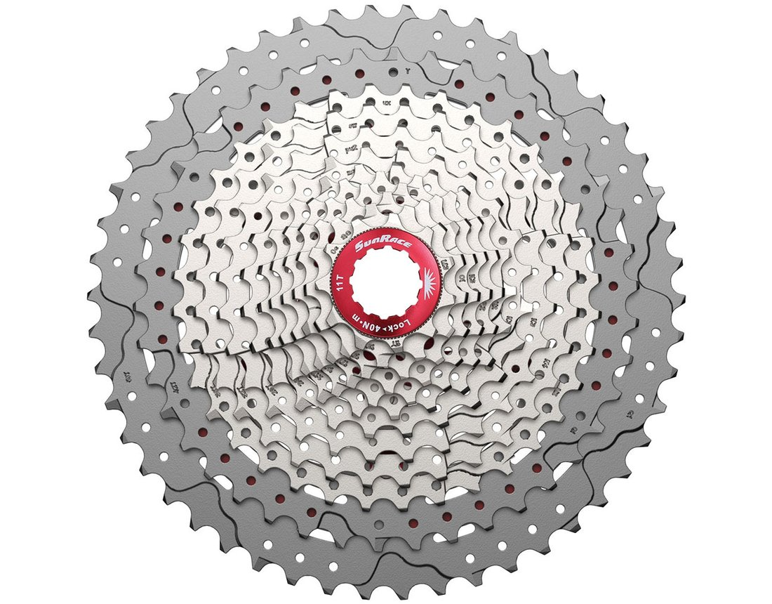 SunRace MZ90 12-speed Cassette (11-50T)