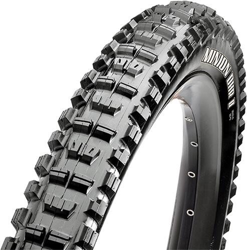 "Maxxis Minion DHR II+ 27.5 x 2.8"" TR EXO Tire"