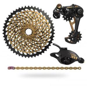 SRAM bike parts