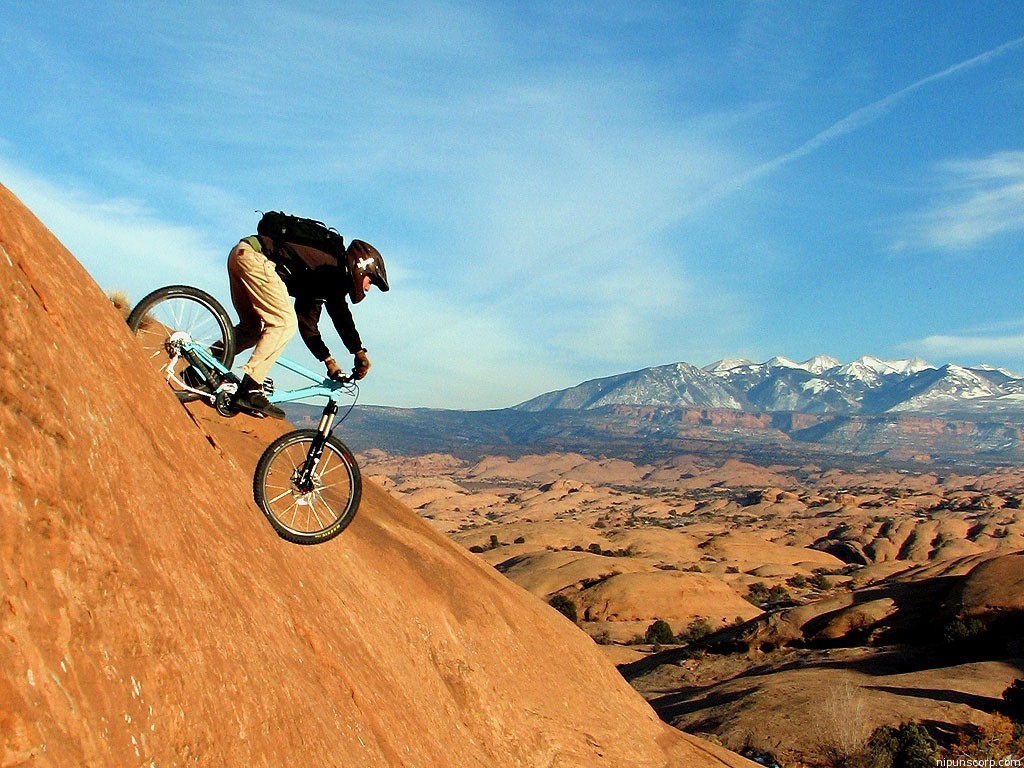 Mountain-Biking-In-Moab-Utah