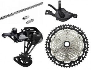 Shimano XT M8000 1x11 Speed Groupset Builder - TBS Bike Parts